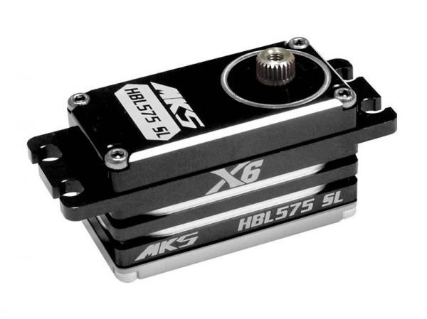 MKS HBL575SL HV X6 Low Profile Digital Servo Brushless