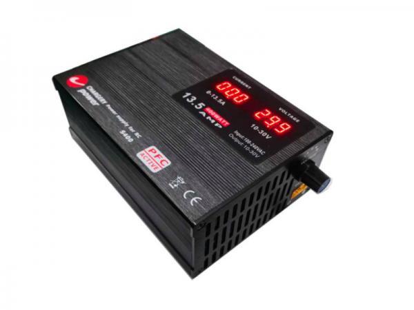 Chargery Netzteil S400 V3.0 400W 10-30V