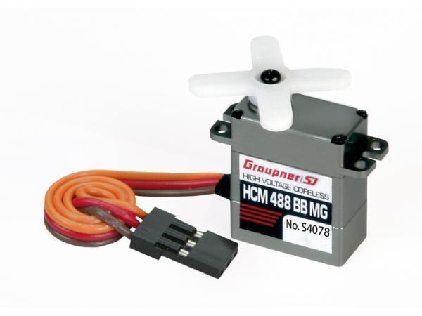 Graupner Servo HCM 488 BB MG Hig Voltage