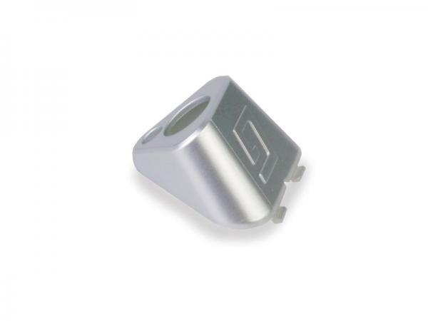 Graupner ALPHA 110 Kopf 0° Winkel silber