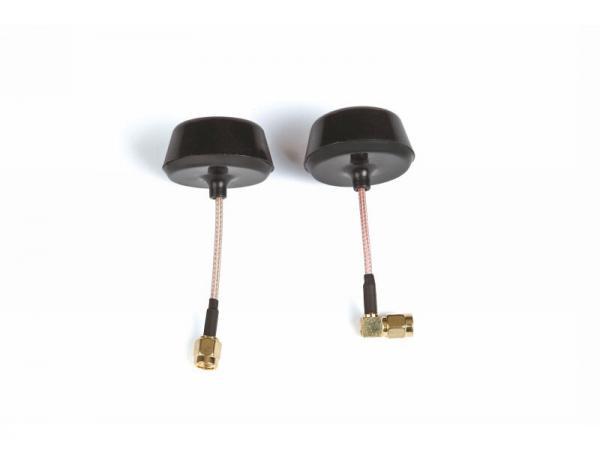 Graupner 5.8G Zirkular Polarisiertes Antennen-Set mit Gehäuse