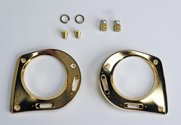 Graupner MZ-32 Frontplatten gold