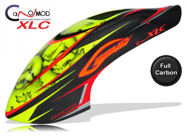 Canomod Goblin 700 Competition Spaniard - FULL CARBON Canopy