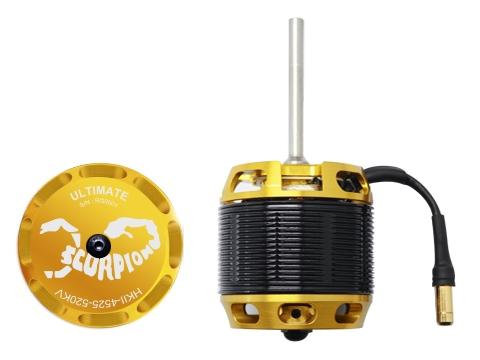 Scorpion HKII-4525-520KV ULTIMATE Brushless Motor