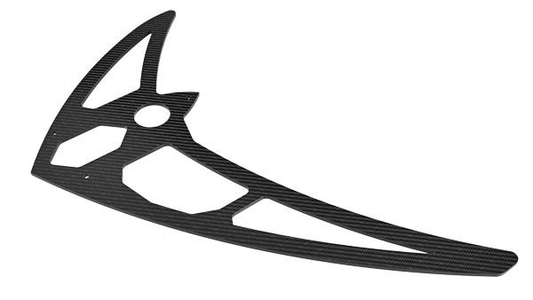 Mikado LOGO 700 Seitenleitwerk Carbon