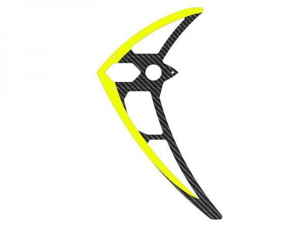 Mikado LOGO 700 Seitenleitwerk Carbon, neon-gelb