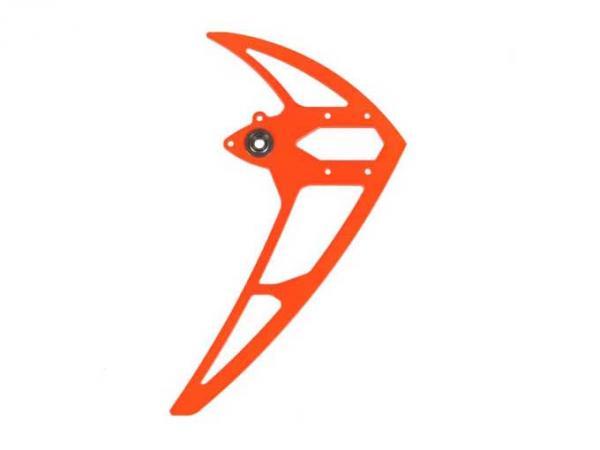 Mikado LOGO 550 / 600 / 690 Seitenleitwerk neon rot