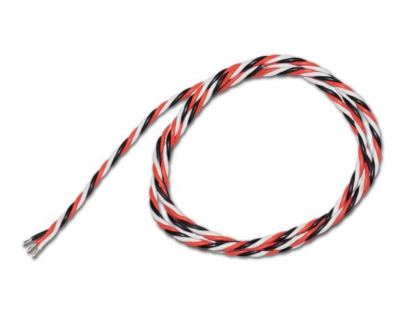 Servo - Kabel 20AWG 0,51qmm gedreht