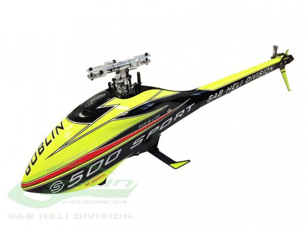 SAB Goblin 500 Sport Line
