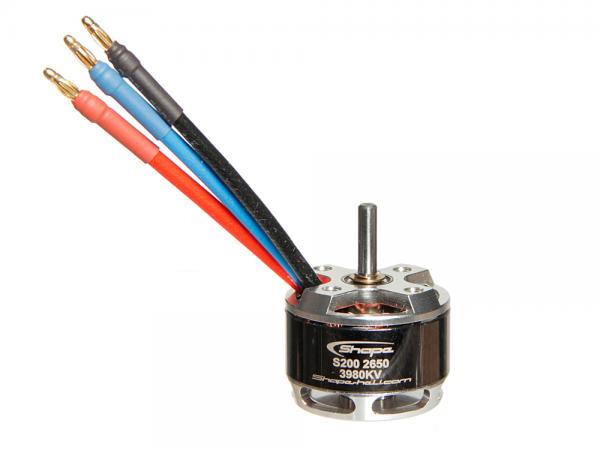 Shape S2 2650 3980KV Brushless Motor S200
