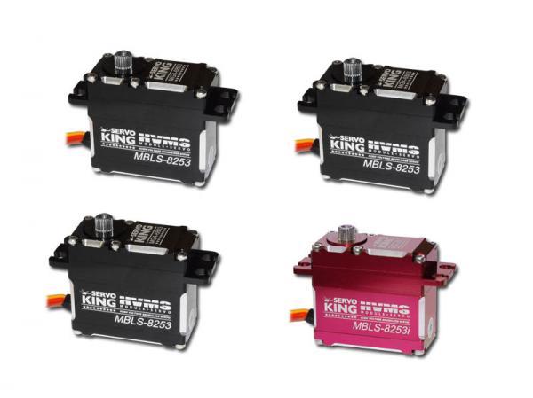 Servoking Servoset BLS-680HV und BLS-696iHV (leicht gebraucht)
