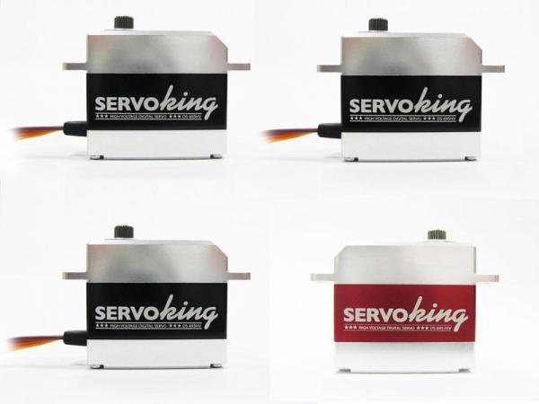Servo King Servoset (3x DS695HV & 1x DS 695iHV) # SKDS695RH