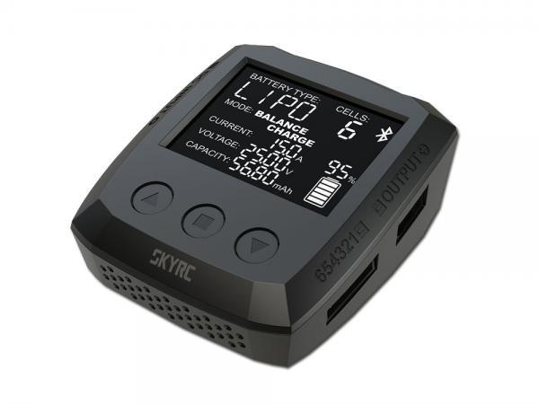 SkyRC B6 Nano DC Ladegerät LiPo 1-6s 15A 320W