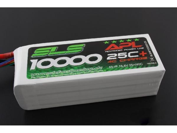 SLS APL 10000mAh 6S1P 22,2V 25C+/50C