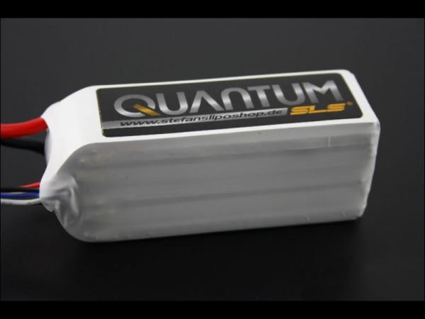 SLS Quantum 1800mAh 6S1P 22,2V 65C/130C # SLSQ18006165