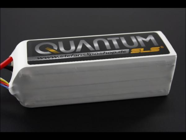 SLS Quantum 5000mAh 6S1P 22,2V 65C/130C # SLSQ50006165