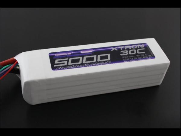 SLS XTRON 5000mAh 2S1P 7,4V 30C/60C