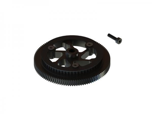 OXY Heli OXY2 Hauptgetriebe schwarz # SP-OXY2-018