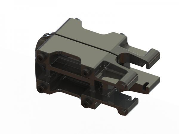 OXY Heli OXY2 Heckrohrhalter Set # SP-OXY2-070