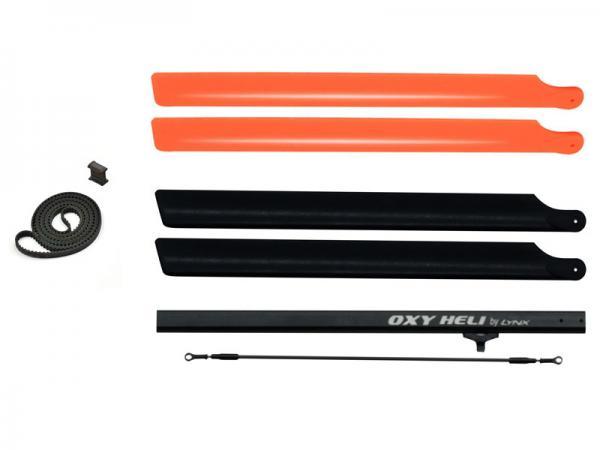 OXY Heli OXY2 Stretch - Kit - 210 mm mit Rotorblätter