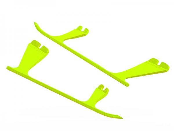 OXY Heli OXY2 Landegestell Kunststoff gelb rechts und links # SP-OXY2-104
