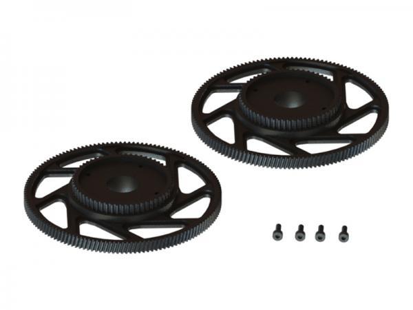 OXY Heli OXY3 Hauptgetriebe 2St. schwarz