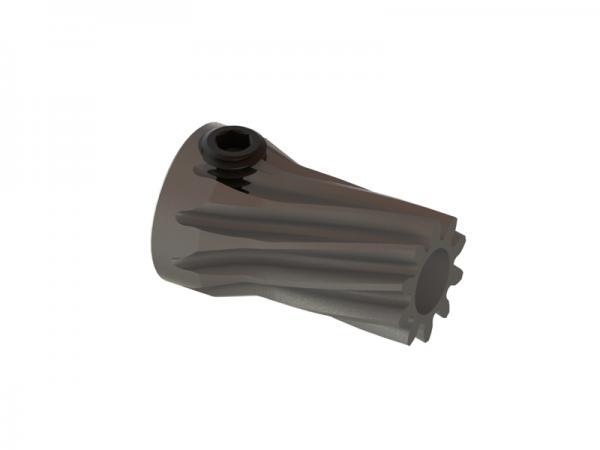OXY Heli OXY3 Ritzel 10 Zähne 3,17mm Welle schrägverzahnt