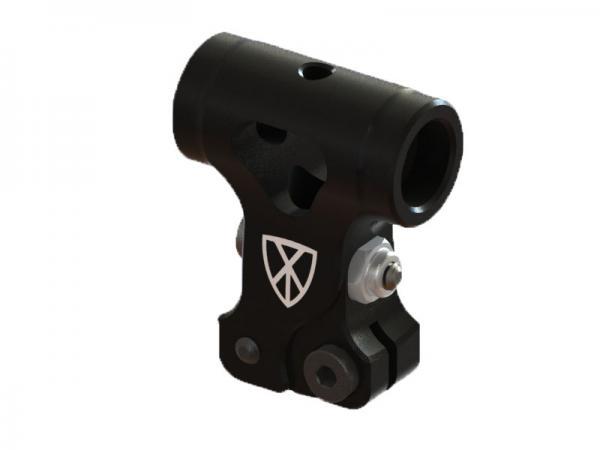 OXY Heli OXY3 TE Alu Rotorkopfzentralstück schwarz
