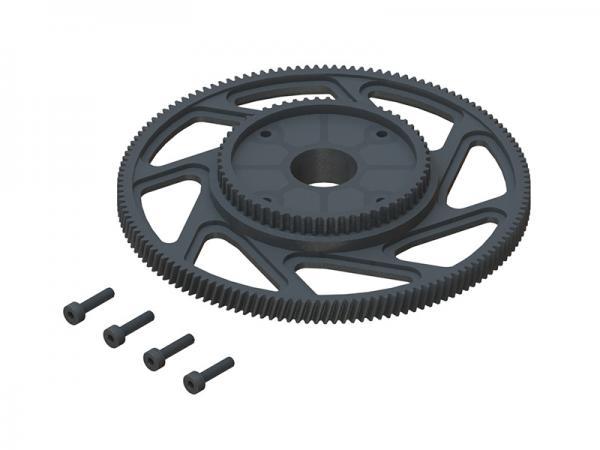OXY Heli OXY3 TE CNC Hauptgetriebe