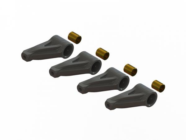 OXY Heli OXY3 - Qube DFC Arm Set Kunststoff