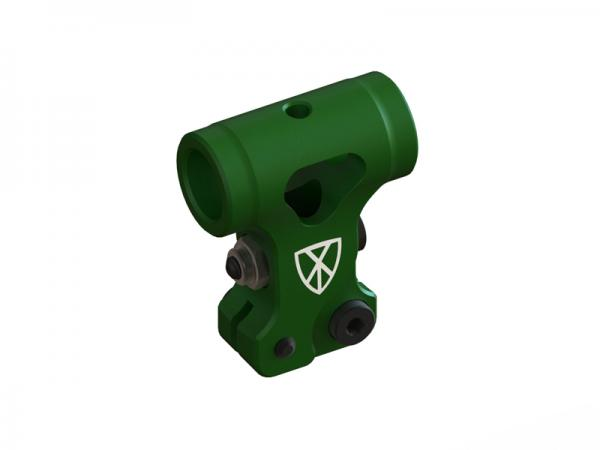 OXY Heli OXY3 GL Alu Rotorkopfzentralstück grün