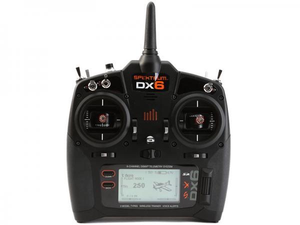 Spektrum DX6 G3 m AR6600T