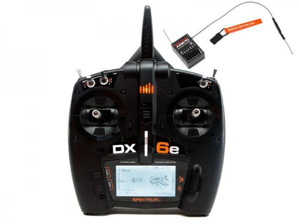Spektrum DX6e m AR610