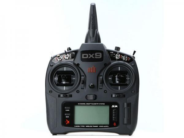 Spektrum DX9 Black Edition System