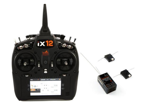 Spektrum iX12 12-Kanal Fernsteuerung DSMX (+ AR9030T Empfänger)