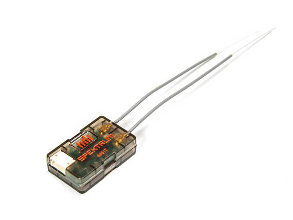 Spektrum DSMX SRXL2 Serial Micro Empfänger mit Telemetrie