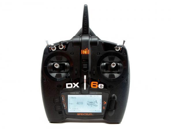 Spektrum DX6e 6 Kanal Sender