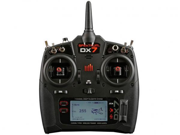 Spektrum DX7 7-Kanal DSMX Fernsteuerung (nur Sender)