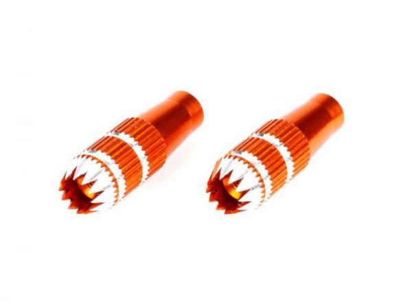 Spektrum Steuerknüppel 24mm orange extra griffig