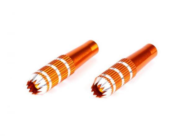 Spektrum Steuerknüppel 34mm orange extra griffig