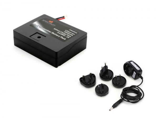 Spektrum DX6 Lipo Akku 2000mAh mit AC Adapter