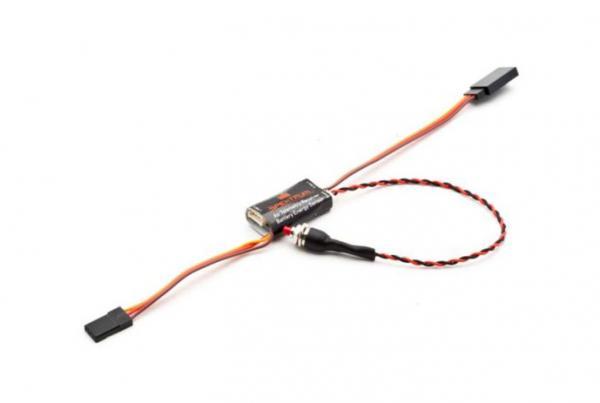 Spektrum Air Telemetrie Empfängerakku Kapazitätssensor