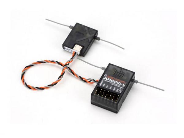 Spektrum AR6210 6 Kanal DSM X Empfänger
