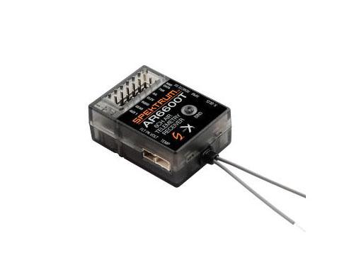 Spektrum AR6600T 6Kanal Empfänger mit Telemetrie