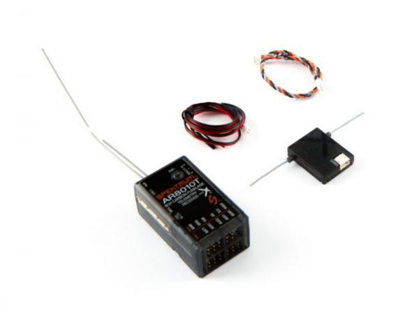 Spektrum AR8010T 8Kanal Empfänger mit Telemetrie # SPMAR8010T