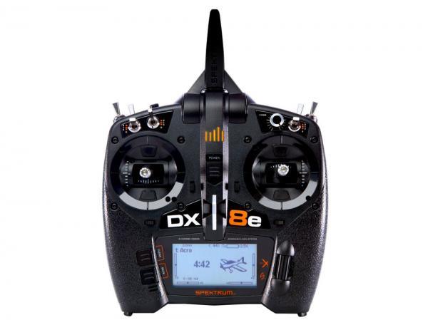 Spektrum DX8e 8-Kanal Einzelsender # SPMR8100EU