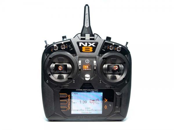 Spektrum NX8 8 Kanal Einzelsender