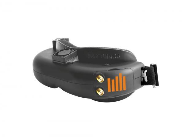 Spektrum FOCAL Wireless FPV Headset Videobrille