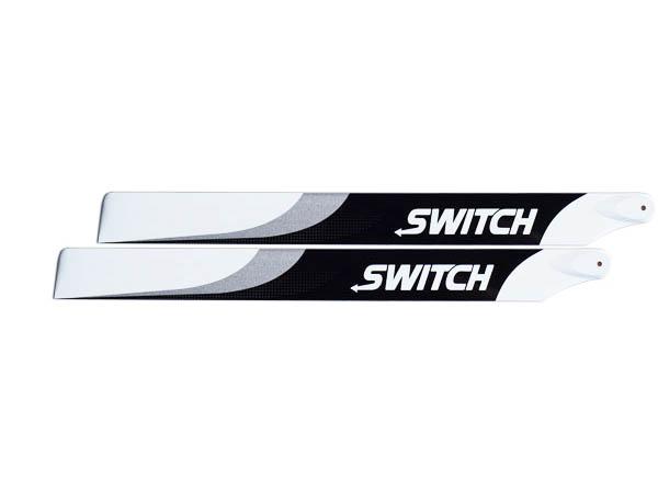 SwitchBlades 503 mm Carbon Hauptrotorblätter