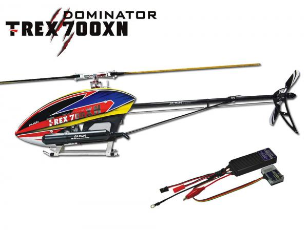 Align T-REX 700XN Nitro DOMINATOR Kit